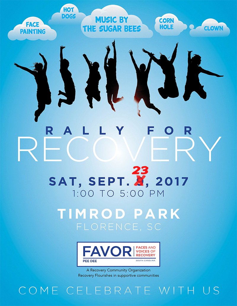 Rall for Recovery September 23, 2017
