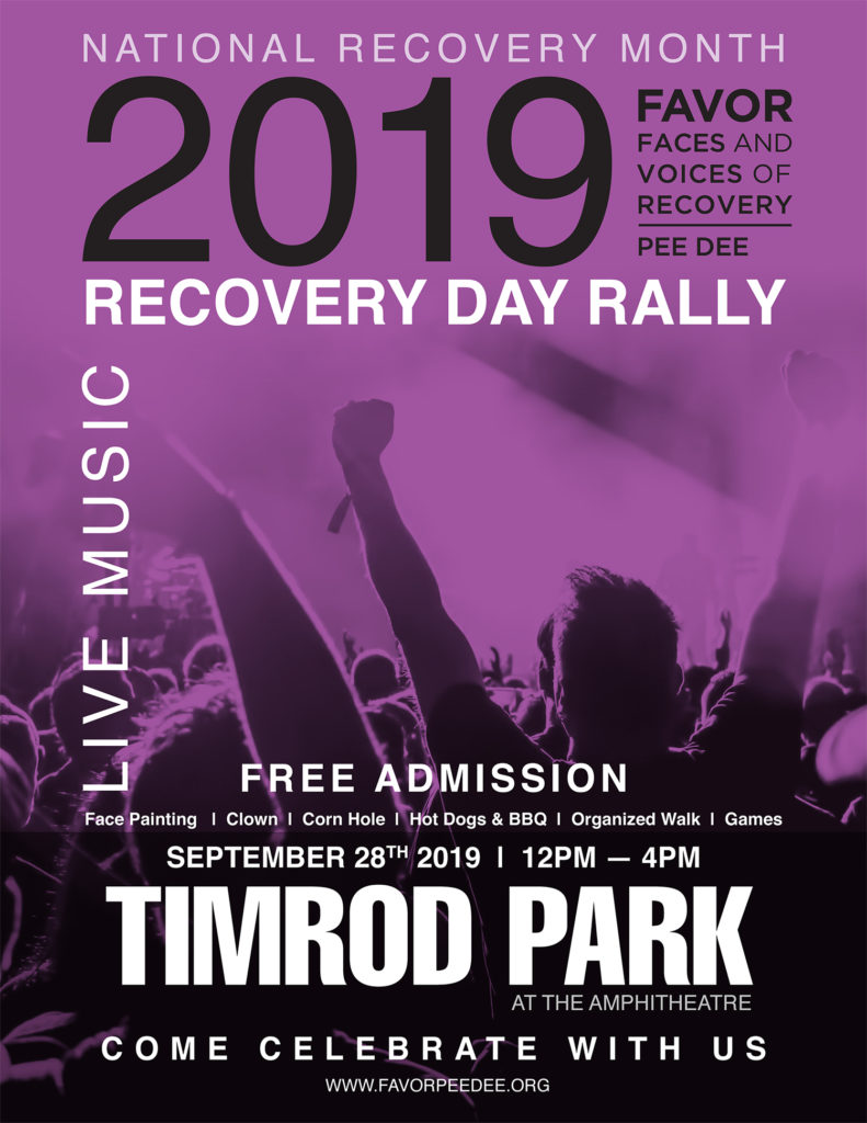 Rally for Recovery September 28, 2019